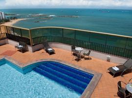 Quality Suites Vila Velha, hotel em Vila Velha