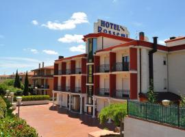 Hotel Ristorante Rossemi, hotel en San Giovanni Rotondo