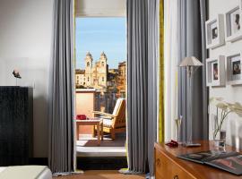 Portrait Roma - Lungarno Collection, apart-hotel em Roma
