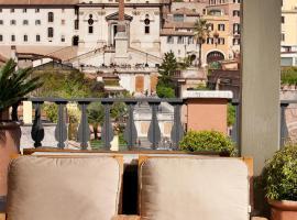 Portrait Roma - Lungarno Collection, serviced apartment in Rome