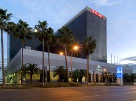Hilton Los Angeles Airport, hotel near Los Angeles International Airport - LAX,