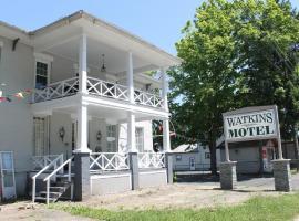 Watkins Motel, budget hotel in Watkins Glen