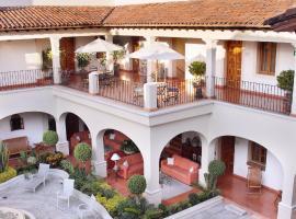 Hotel Boutique La Casa Azul, hotel in Cuernavaca