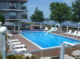 Motel Panoramique, motel à Saguenay