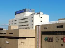 Hotel Metropolitan Takasaki, hotel near Takasaki Station, Takasaki