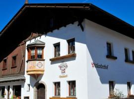 Pittlanderhof, apartment in Innsbruck