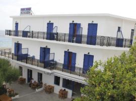 Hotel Stavris, hotel in Khóra Sfakíon