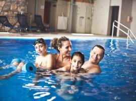 Hotel Makar Sport & Wellness, отель в Пече