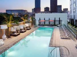 Residence Inn by Marriott Los Angeles L.A. LIVE, hotel near Staples Center, Los Angeles