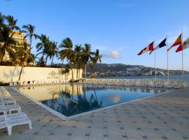 Hotel Elcano, hotel in Acapulco