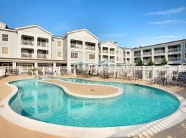 Hampton Inn & Suites Outer Banks/Corolla, three-star hotel in Corolla