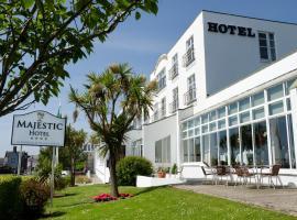 Majestic Hotel, hotel in Tramore
