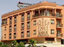 Hotel Palais Al Bahja, hotel in zona Aeroporto di Marrakech-Menara - RAK, Marrakech