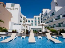 Coral Island Beach View Hotel, hotel en Mazatlán