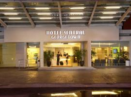 Hotel Sentral Georgetown @ City Centre, отель в Джорджтауне