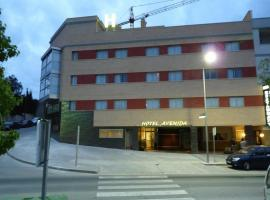 Hotel Avenida El Morell, hotel near Reus Airport - REU, El Morell