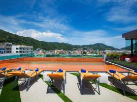 The Crib Patong, hotel in Patong Beach