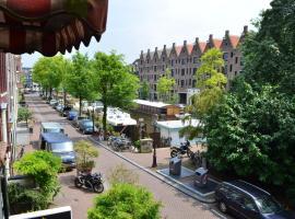 Hotel de Munck, hotel in Amsterdam