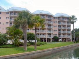 Sunrise Resort by Liberte', serviced apartment in St. Pete Beach