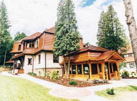Villa Filmowiec, hotel near Polanica Zdrój Spa Park, Polanica-Zdrój