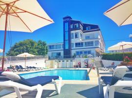 Hotel Marola, hotel in A Lanzada