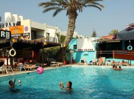Kkaras Hotel, hotel in Ayia Napa