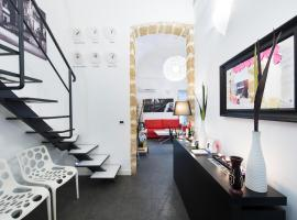 B&B White, hotel boutique a Palermo