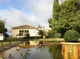 Le Mas D'Entremont, hotel in Aix-en-Provence