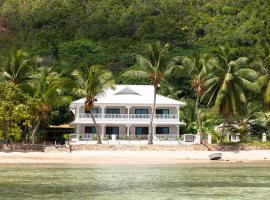 Villa Face Mer, hotel near Glacis Noir Nature Trail, Anse Volbert Village