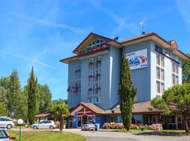 Hotel Côté Sud Leman, hotel in Thonon-les-Bains