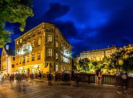 Hotel Dvorak Cesky Krumlov, hotel v destinaci Český Krumlov