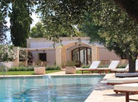 Masseria Zambardo, hotel accessibile a San Vito dei Normanni