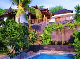 Bali Marina Villa's, holiday park in Amed