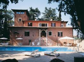 Villa Pambuffetti, hotell i Montefalco