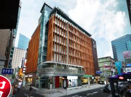 Metro Hotel Myeongdong, accessible hotel in Seoul