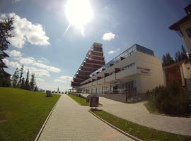 Apartman Panorama, Štúdio Comfort, hotel near Strbske Pleso Lake, Štrbské Pleso