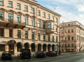 Comfort Hotel, hotel near Yusupov Palace on Moyka, Saint Petersburg