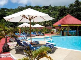 Berjaya Praslin Resort, hotel in Anse Volbert Village