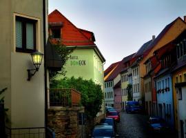 Hotel Dom-Eck, Hotel in Bautzen
