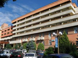Hotel Parang, hotel in Băile Olăneşti