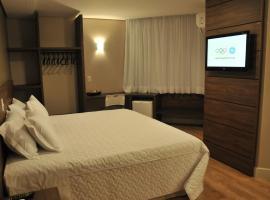 Poente Hotel, hotel em São Lourenço do Oeste