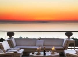 Maison Blanche Taormina, hotel near Isola Bella, Taormina