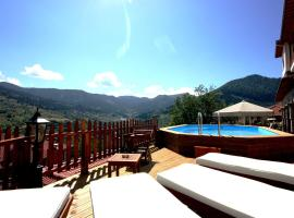 Archontiko Metsovou Luxury Boutique Hotel, hotel in Metsovo