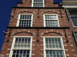 De Witte Olyphant, apartment in Haarlem
