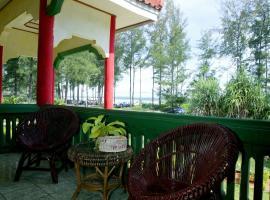 Pasir Putih Resort, hotel in Bengkulu