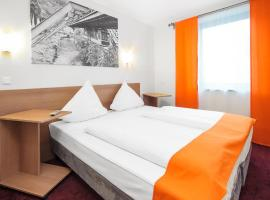 McDreams Hotel Wuppertal City, hotel in Wuppertal