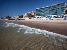 Hotel Allon Mediterrania, hotel en Villajoyosa