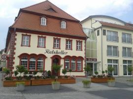 Garni-Hotel zum alten Ratskeller, hotel in Vetschau