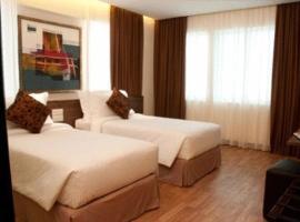 Frenz Hotel Kuala Lumpur, hotel near Bank Negara Malaysia Museum and Art Gallery, Kuala Lumpur