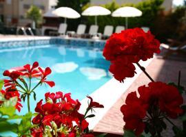 Olympus Hotel Villa Drosos, hotel in Litochoro